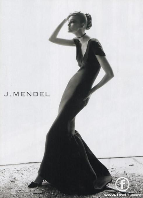 Caroline Trentini for J Mendel