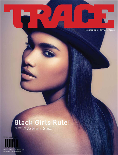 Arlenis Sosa Pena for Trace July 2009
