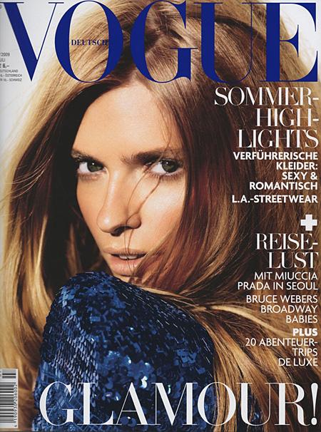 julia stegner vogue. Julia Stegner for Vogue