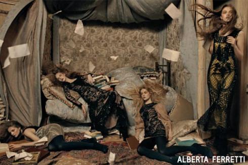 Dorothea, Madisyn, Nimue & Viktoriya by Meisel
