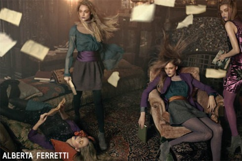 Dorothea, Madisyn, Nimue and Viktoriya by Meisel