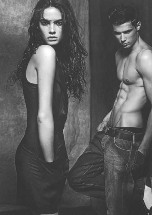 Isabella Oelz & Danny Schwarz by Takay