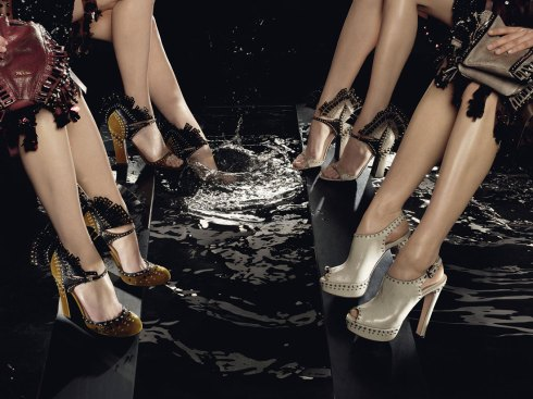 Prada Fall 2009 Shoes