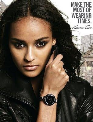 Gracie Carvalho for Kenneth Cole