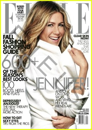 Jennifer Aniston by Alexis Hay