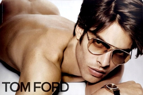 Jon Kortajarena for Tom Ford Eyewear