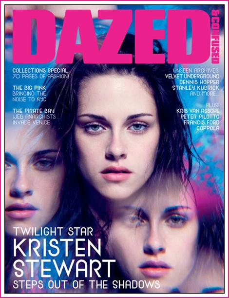 Kristen Stewart by David Sherry