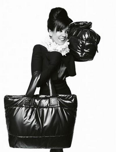 Lily Allen by Karl Lagerfeld
