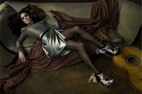 Jennifer Connelly by Steven Meisel