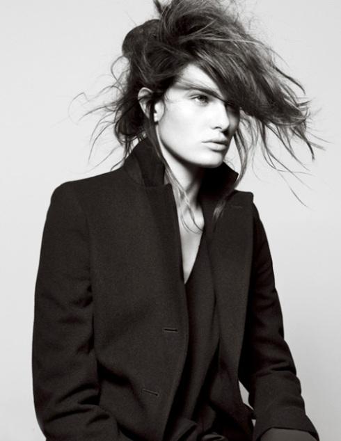 Isabeli Fontana by David Sims