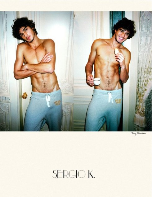 Marlon Texeira by Terry Richardson