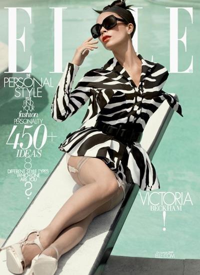 Victoria Beckham Subscriber Cover