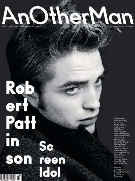 Robert Pattinson by Hedi Slimane