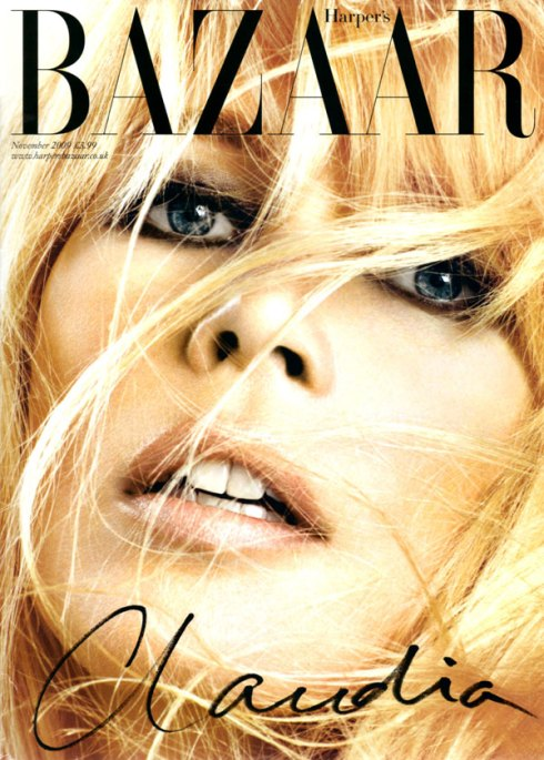 Claudia Schiffer by Michelangelo di Battista