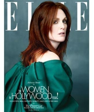 Julianne Moore by Alexei Hay