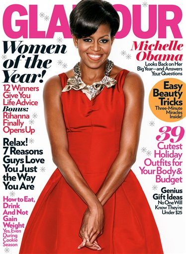 Fashion Michelle Obama Glamour
