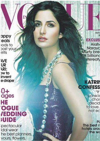 Vogue India Nov 09 KAtrina Kaif