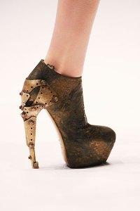 Rustic Heels