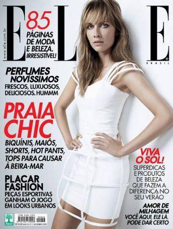 Elle Brazil Nov 09 Ana claudia michels