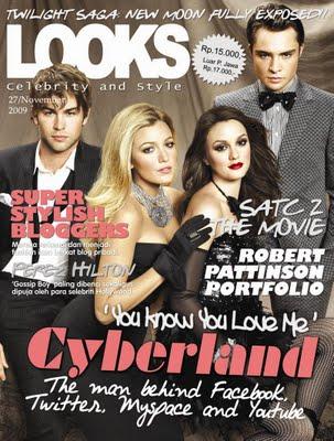 Looks Nov 09 Gossip Girl Casts