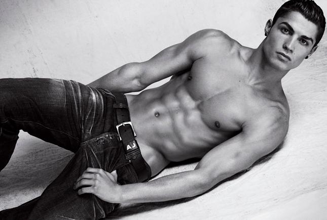 cristiano ronaldo armani jeans. Cristiano Ronaldo by Mert Alas