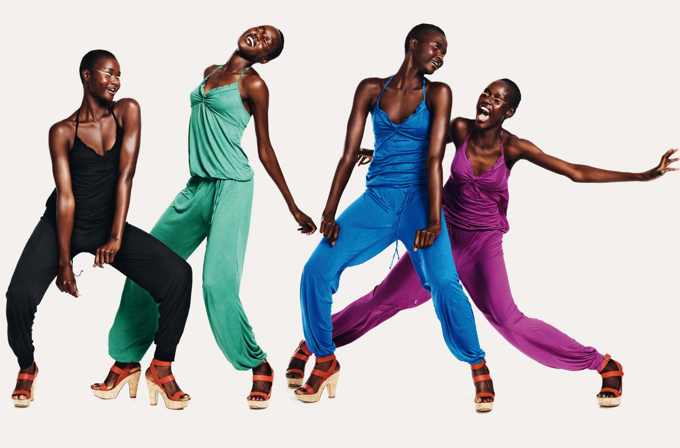 United colors of benneton spring summer 2010 ad campaign for Benetton we are colors