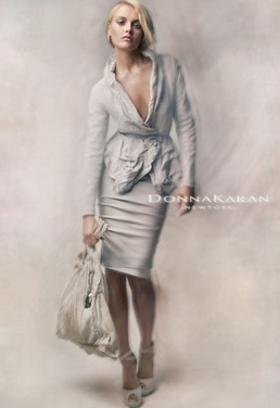 Donna Karan Spring Summer 2010 Ad Campaign