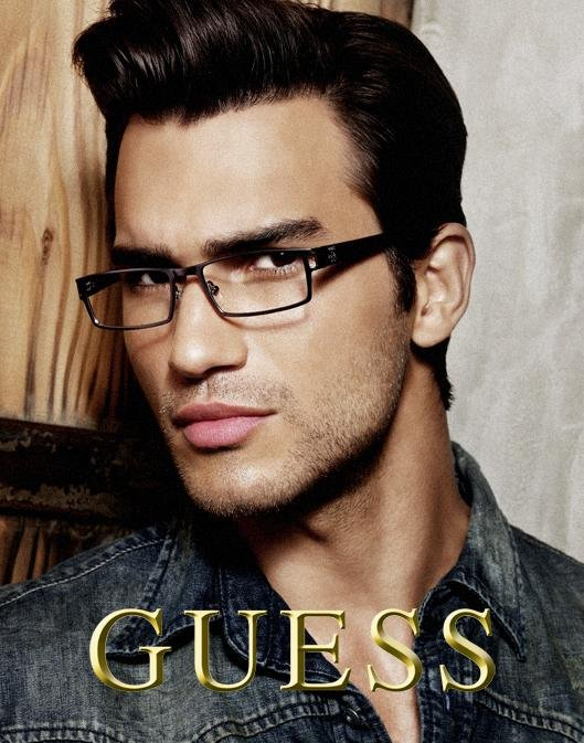 Guess Eyewear Spring Summer 2010 Ad Campaign