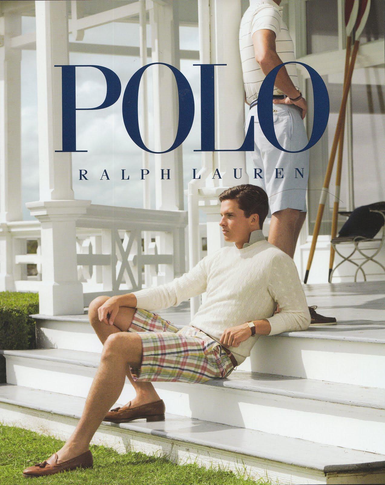 Polo Ralph Lauren Spring Summer 2010 Ad Campaign ...  Ralph Lauren Polo Ad