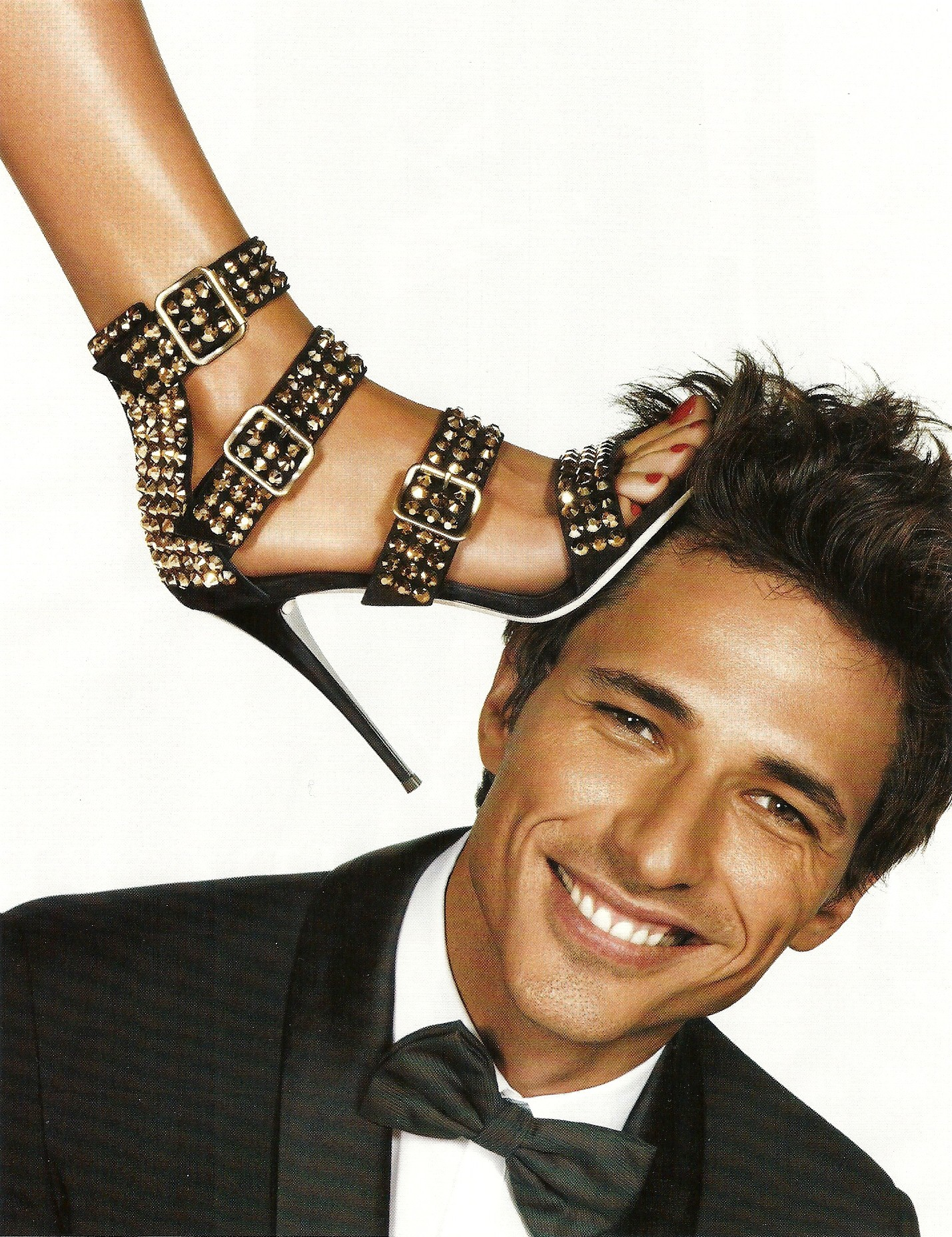 Art8amby S Blog: Another Giuseppe Zanotti Spring Summer 2010 Ad Campaign