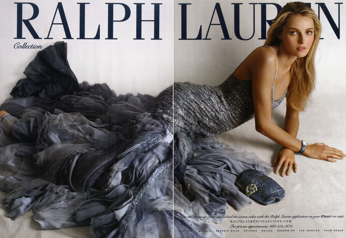 Another Ralph Lauren Collection Spring Summer 2010 Ad Campaign ... 6ccd6a8dd