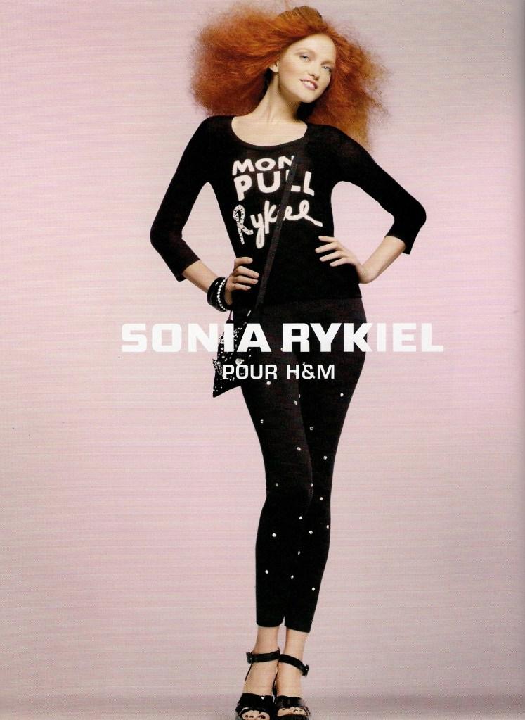 Sonia Rykiel For HM Lookbook: SS 2010