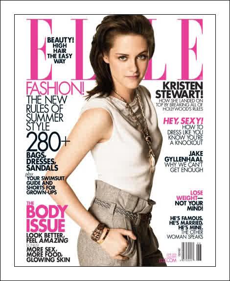 Kristen Stewart Maxim. Kristen Stewart for Elle US