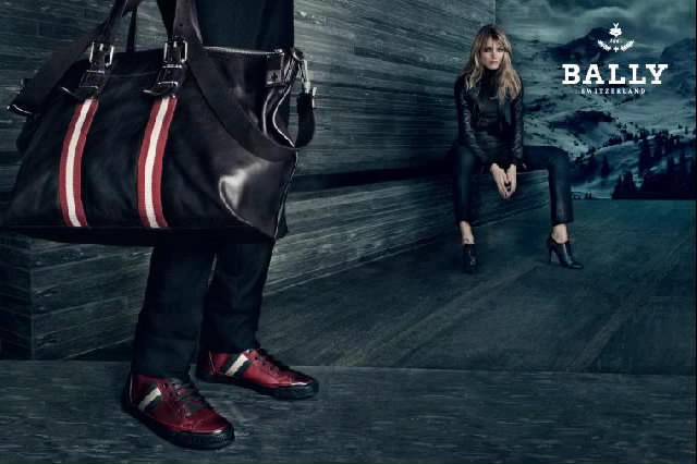 Another Pics of Bally Fall Winter 2010 Ad Campaign ...
