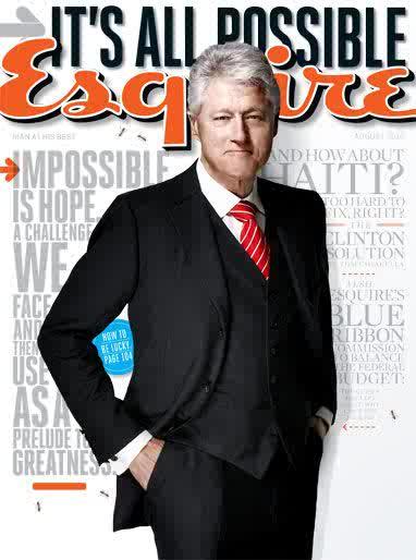 august 2010 esquire. US Esquire August 2010 !