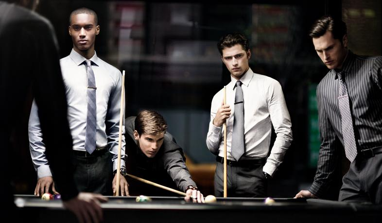 DKNY Men Fall Winter 2010 Ad Campaign