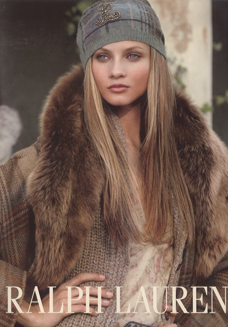 Ralph Lauren Blue Label Fall 2010 Ad Campaign Preview ...