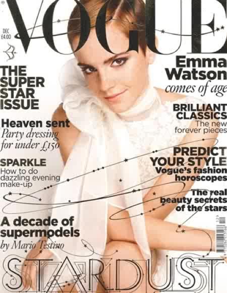 emma watson vogue 2010. Emma watson photographed by