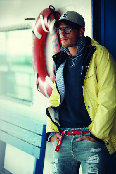 Gant by Michael Bastian Spring Summer 2011 Ad Campaign Preview