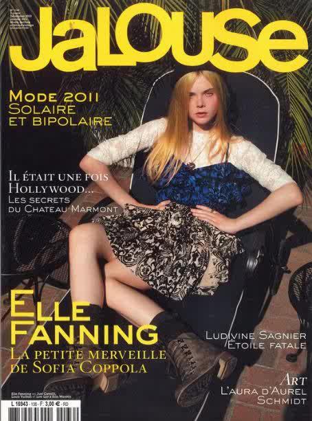 elle fanning 2010. 2010 : Elle Fanning