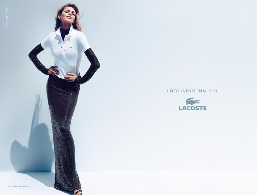 фото девушек в рекламе одежды