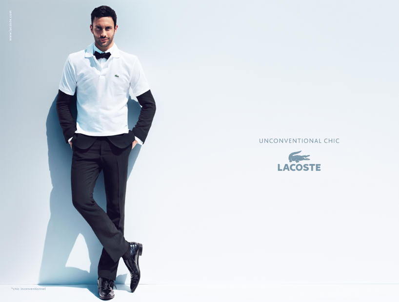 More Images of Lacoste Spring Summer 2011 Ad Campaign ...