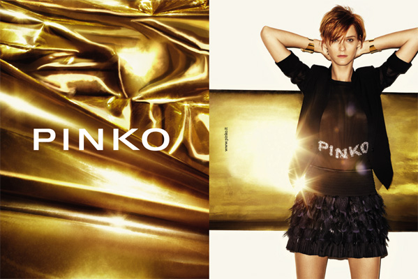 b3a5d59bf800c Pinko Spring Summer 2011 Ad Campaign Preview. By art8amby. UPDATED ...