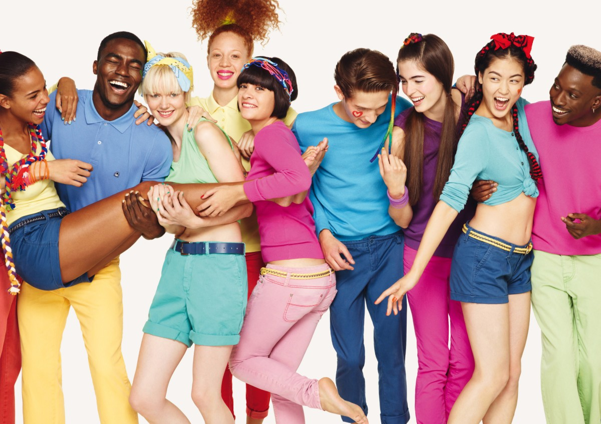 benetton spring summer 2011 ad campaign art8amby 39 s blog
