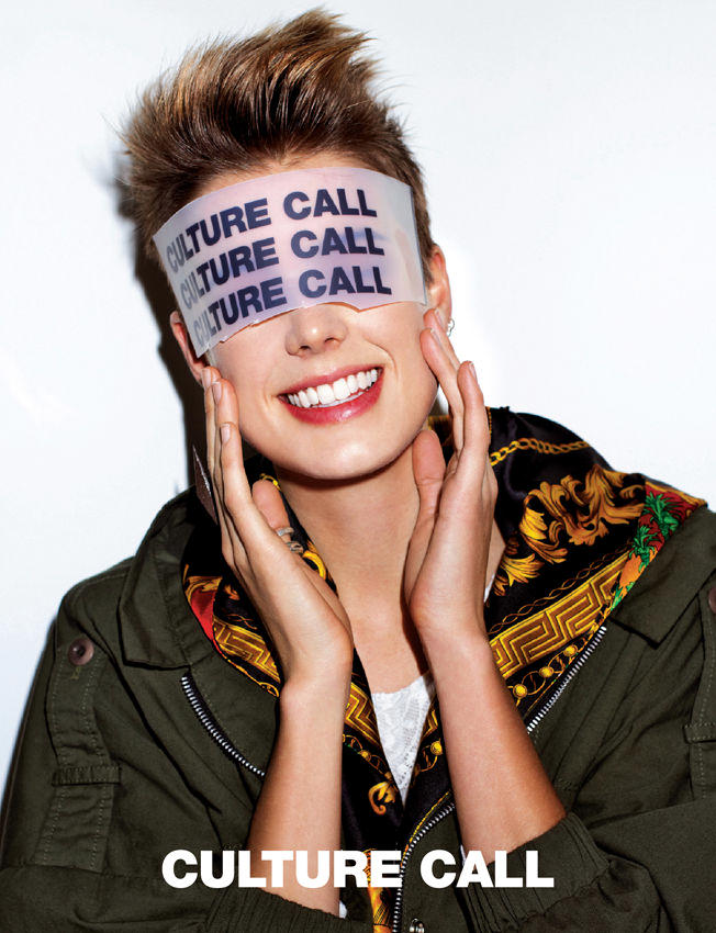 agyness deyn 2011. Call s/s by Agyness Deyn