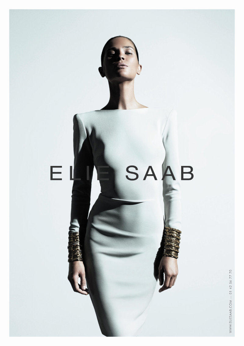 Elie Saab Spring Summer 2011 Ad Campaign Preview ...