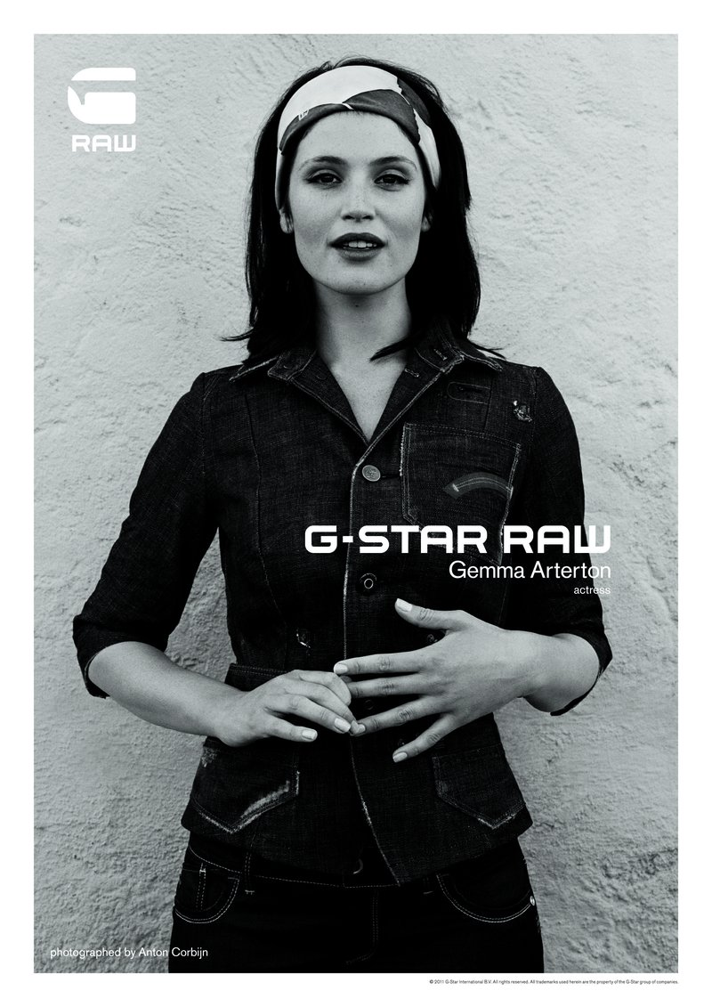 G Star Raw Spring Summer 2011 Ad Campaign