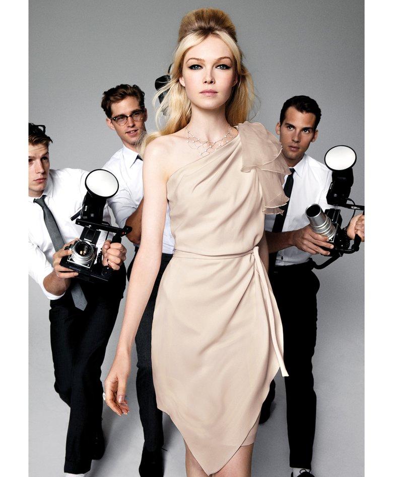 Max Mara Elegante Spring Summer 2011 Ad Campaign  21a802da1c2