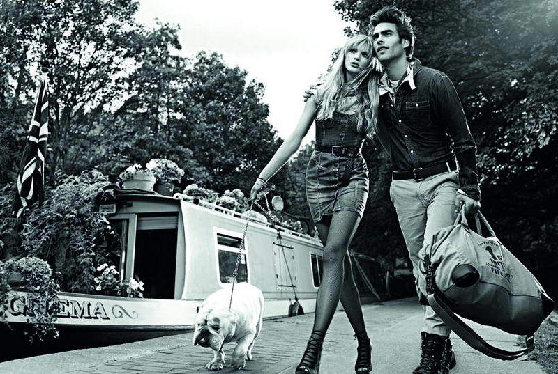Pepe Jeans Spring/Summer 2011 Campaign with Jon Kortajarena