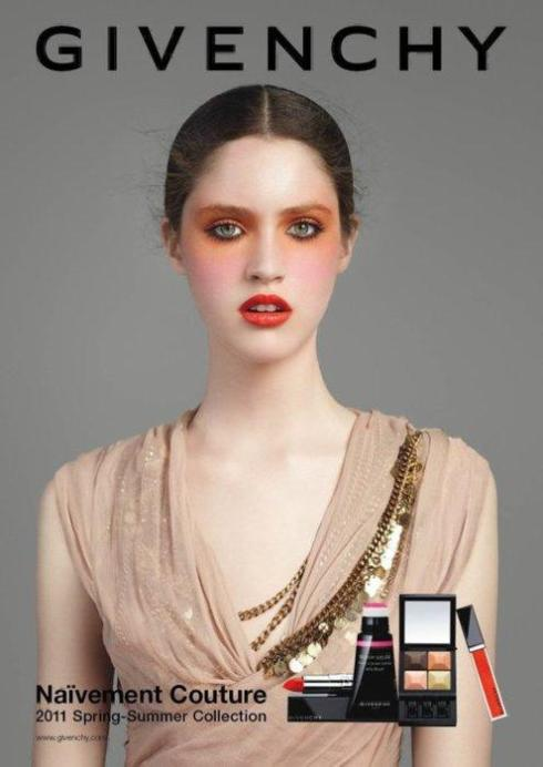 Givenchy Beauty Spring Summer 2011 Ad Campaign Preview ...